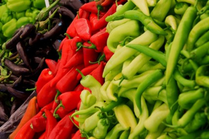 Various Peppers
